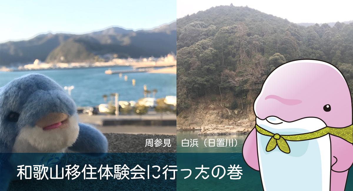和歌山へ移住したい方へ。白浜・周参見に移住体験会に行ったの巻(地域活性企画のはじまり)