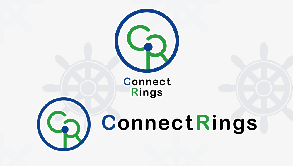 ConnectRings(ロゴデザイン)